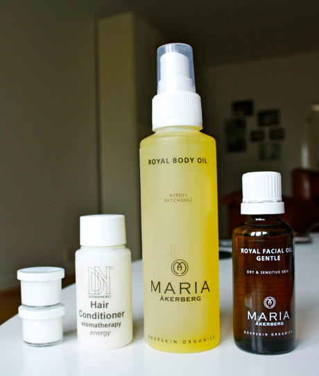 maria åkerberg royal facial oil gentle