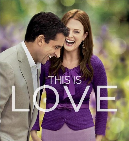 Steve Carell och Julianne Moore