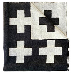 cross blanket kopia