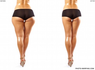 how to reduce the buttocks size