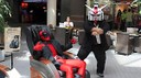 deadpool vs gangnam style