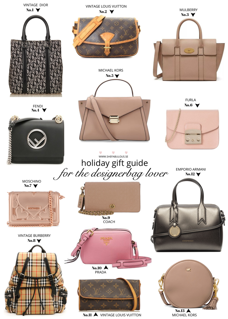 2663d7ab215a GIFT GUIDE   FOR THE DESIGNERBAG LOVER