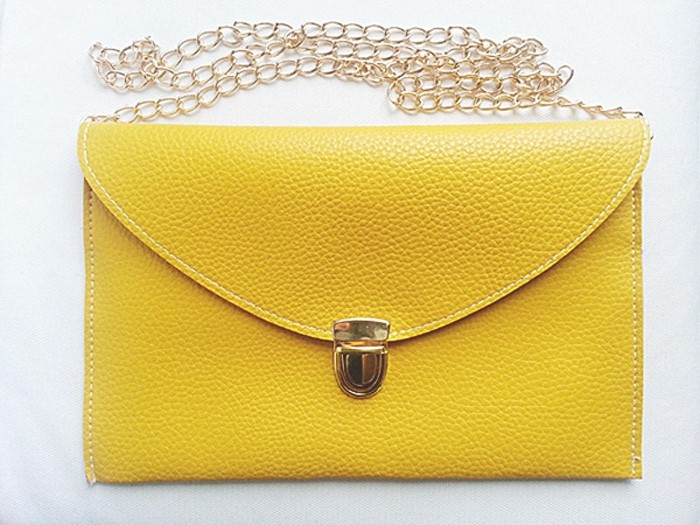 New In: Yellow