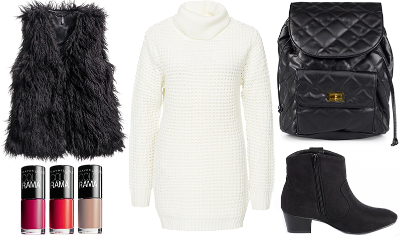 5123ccc3549e ANNAWII ♥ - BUDGET BABE - BLACK & WHITE OUTFIT