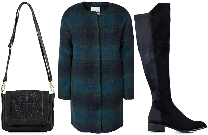 ANNAWII ♥ BLACK AND GREEN OUTFIT