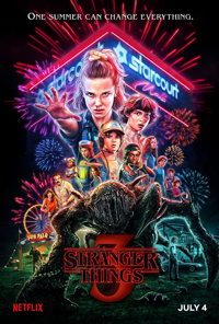 STRANGER THINGS SÄSONG 3
