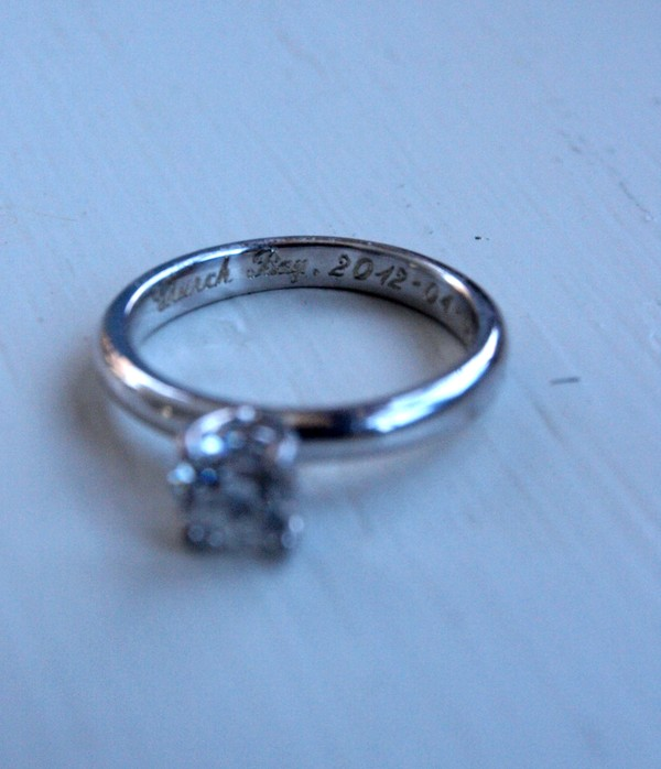 What To Write In Our Wedding Bands