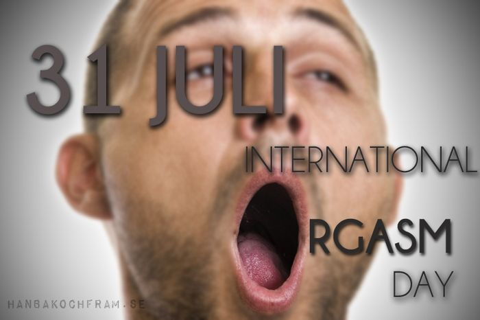 Something international orgasm day interesting