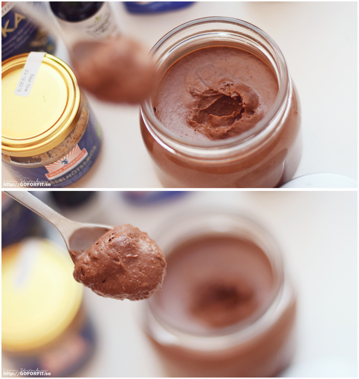 egen nutella recept
