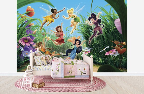 Tingeling Tapet Disney Fototapet Flickrum