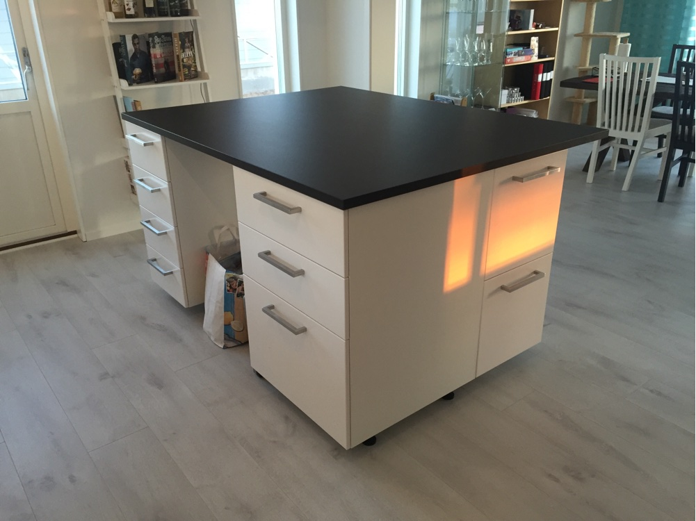 Briel space  Köksö Ikea Kök