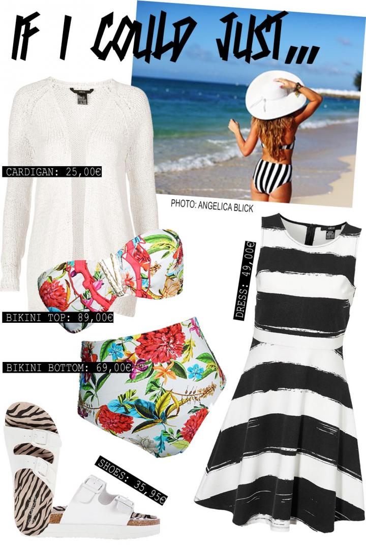 sunny vacation outfit inspiration