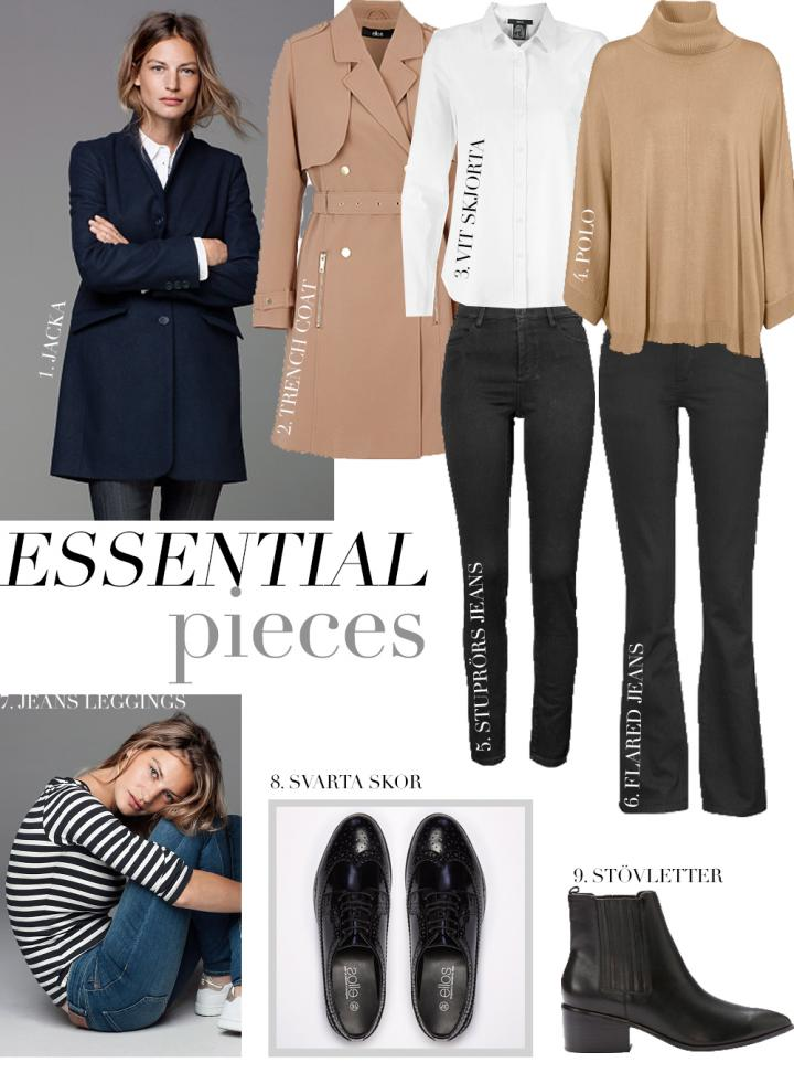 ELLOS ESSENTIAL PIECES