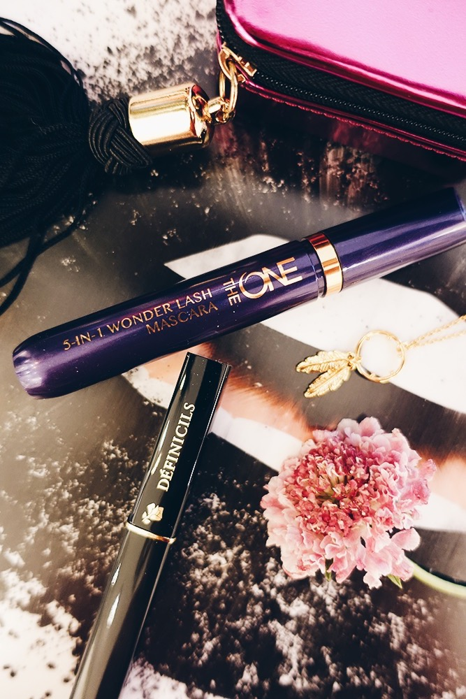 oriflame the one mascara 5 in 1 lancome definicils vanja wikström