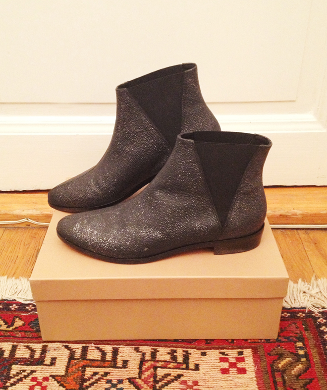 Whyred beatrice boots