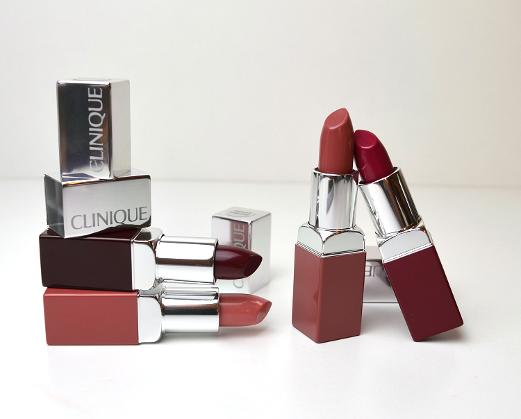 clinique pop lip colour and primer lipstick 2015 rebel raspberry sugar blush