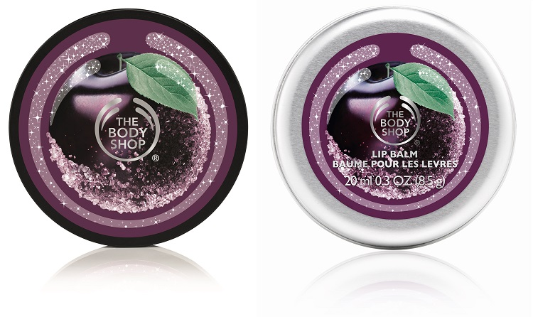 Frosted Plum Body Butter lip balm