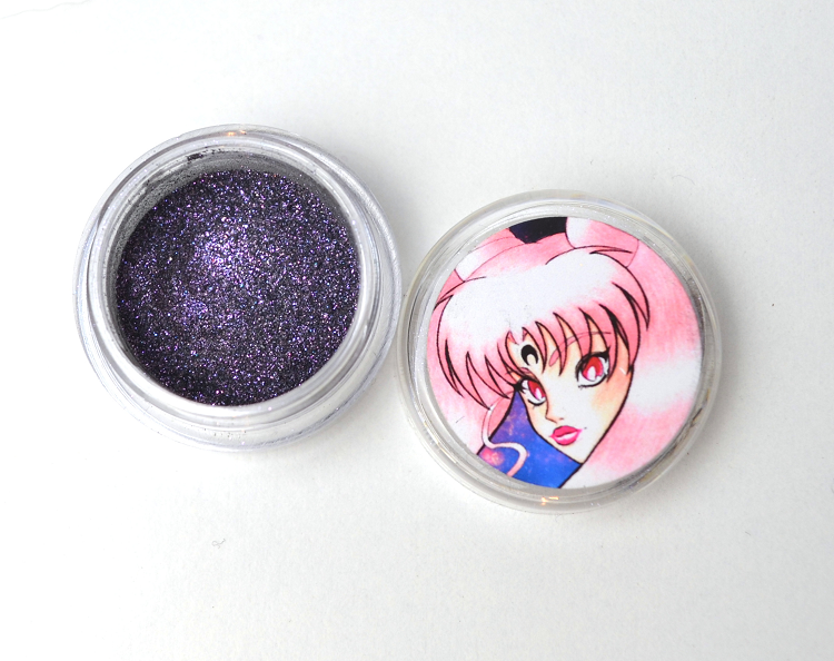 geek chic cosmetics eyeshadows stay in the house carl hawkguy black moon bunny6