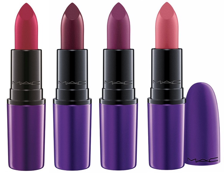 HOLIDAY 2015 Magic of the Night Lipstick - All Fired Up