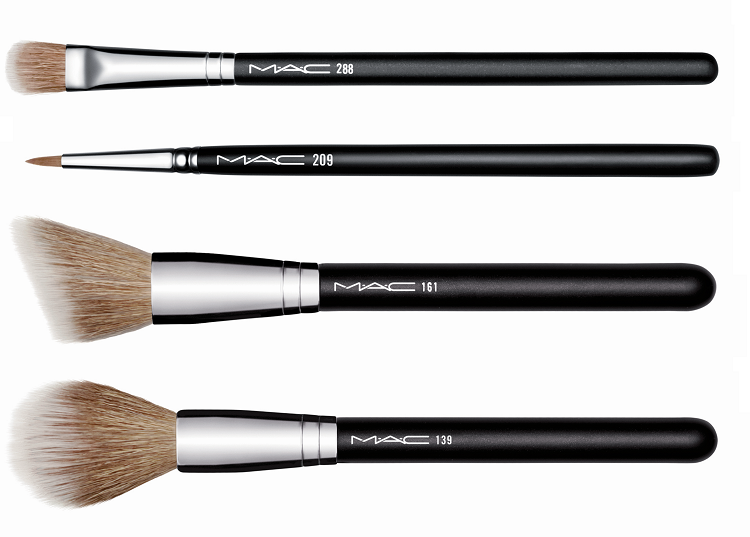 mac haute dogs brushes sverige