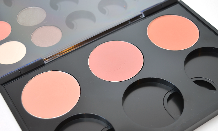 mac pro palette double blush