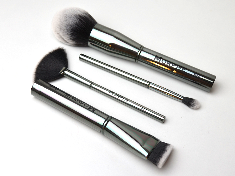 morphe brushes sverige gunmetal