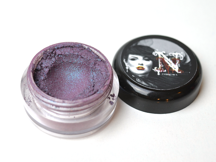 notoriously morbid indie eyeshadow ögonskugga5