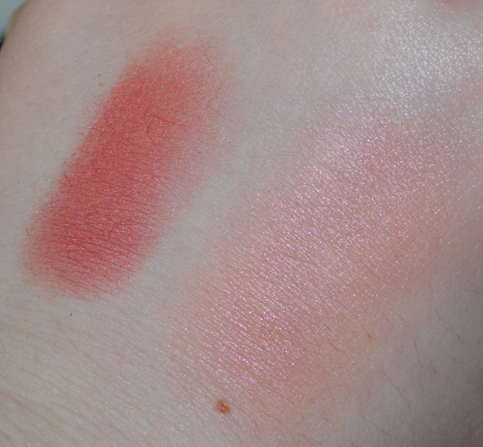 sleek blush pomegranate swatch