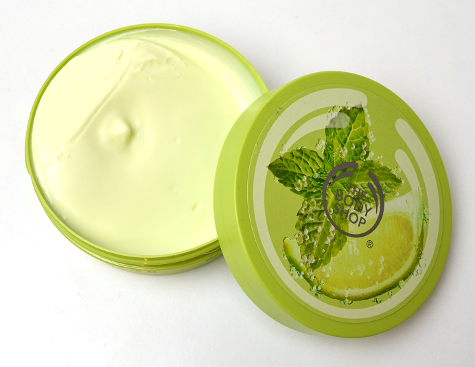 the body shop virgin mojito collection 2015 body butter