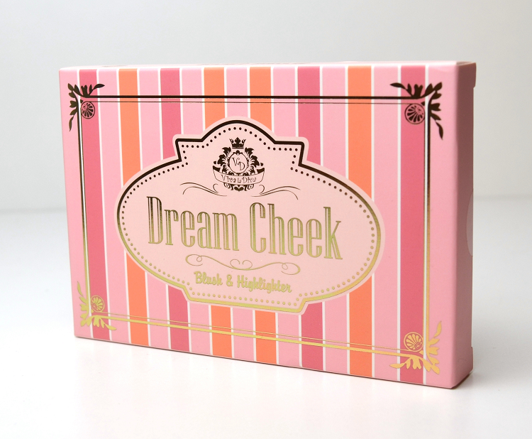 viva la diva dream cheek blush rouge highlighter palette3