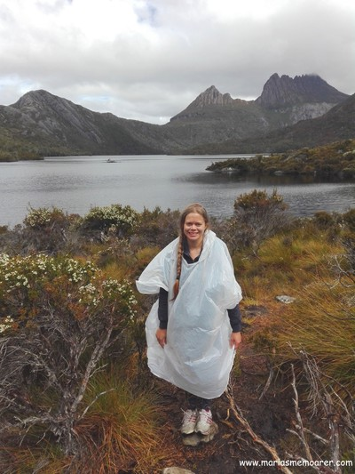 rainy day in Cradle Mountain, Tasmania / #cradle365