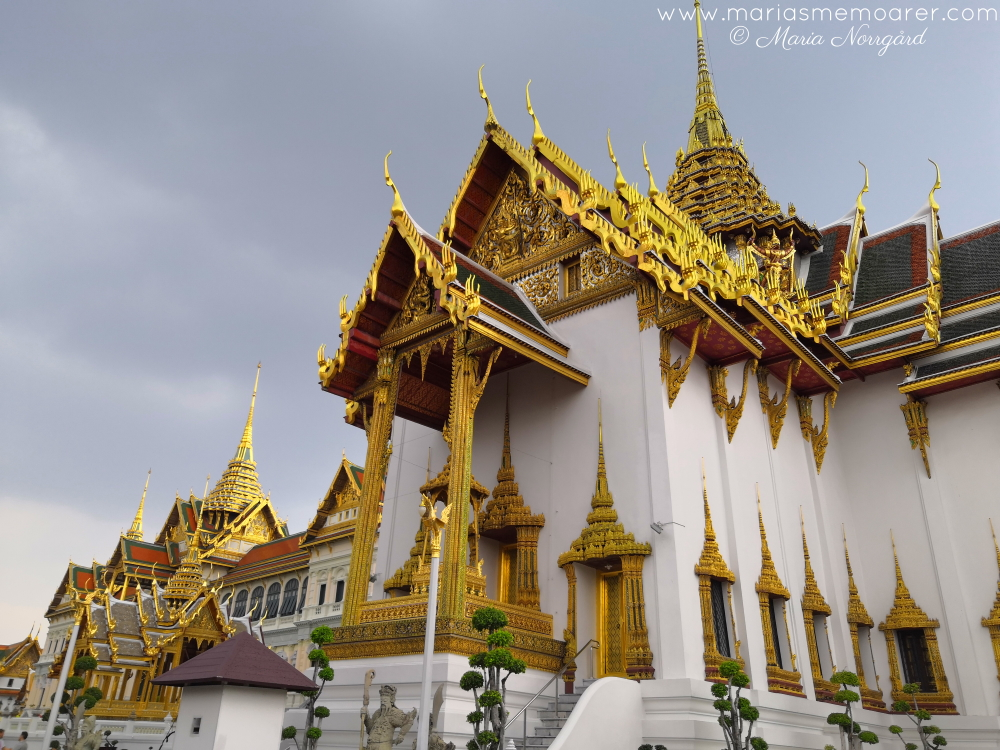 Grand Palace Bangkok - things to do in Thailand