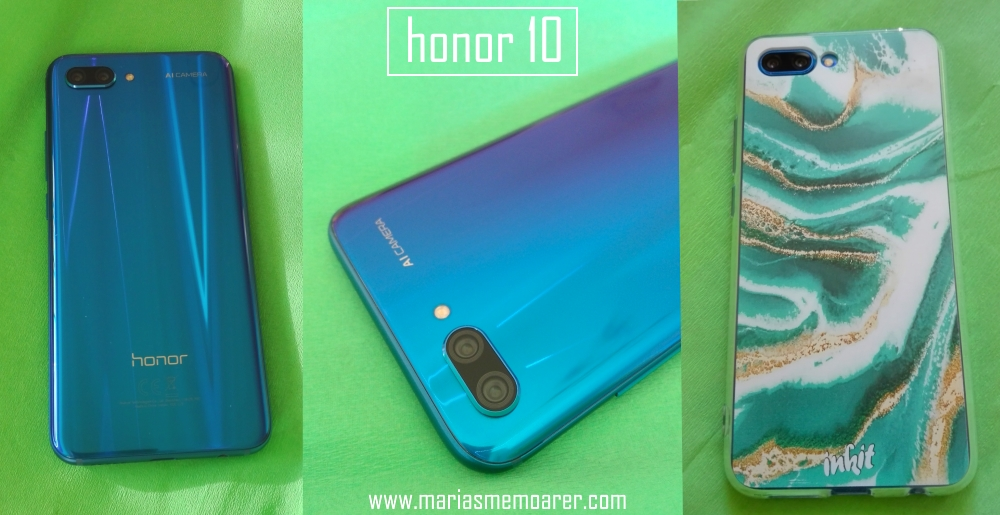 new phone and cover - Huawei Honor 10