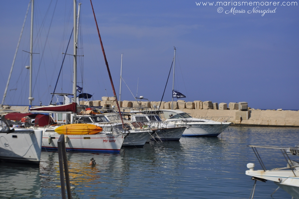 historical places to visit in Israel - Jaffa port