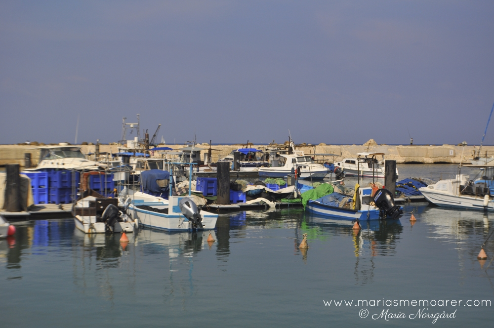 places to see in Tel Aviv, Israel: Jaffa port