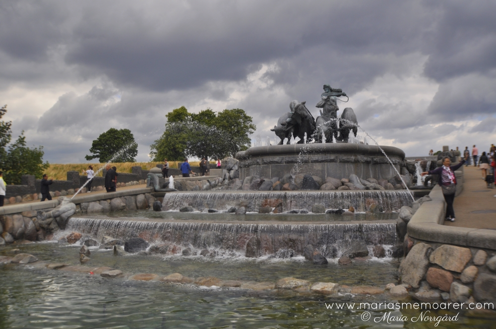 things to see in Copenhagen: Gefion Fountain