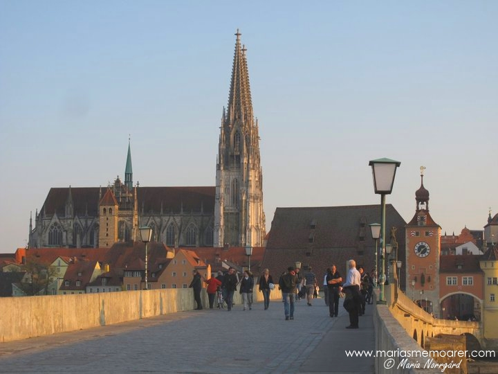 churches in the world - Regensburg Cathedral, Germany