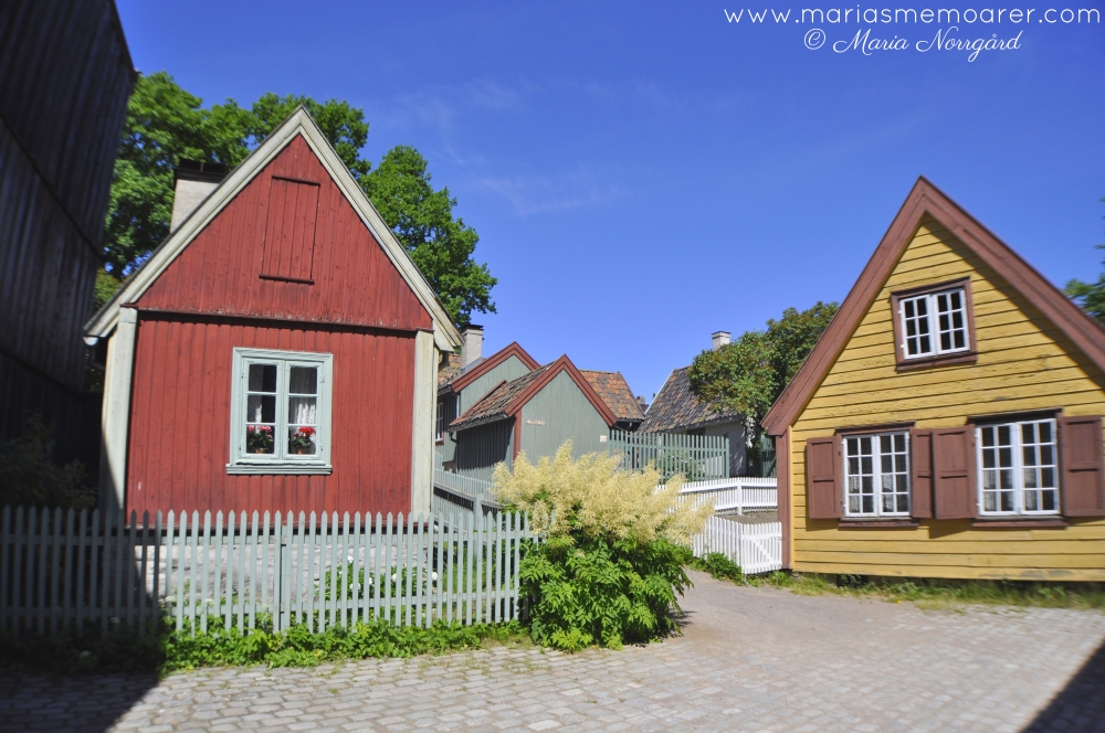 sightseeing in Oslo: cultural history on Bygdøy