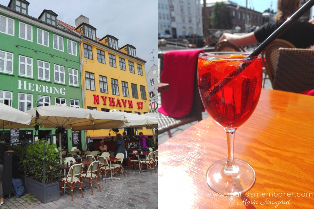 touristy places in Copenhagen, Denmark