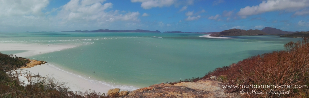 islands in Queensland, Australia - Whitsunday Island