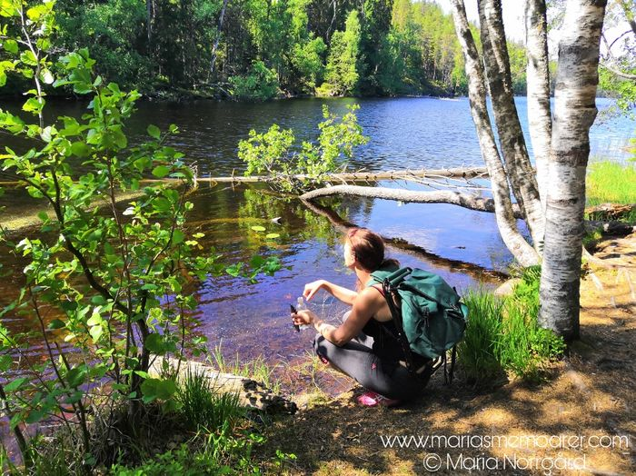 Helvetinjärvi - Nordic nature - Finland thousand lakes