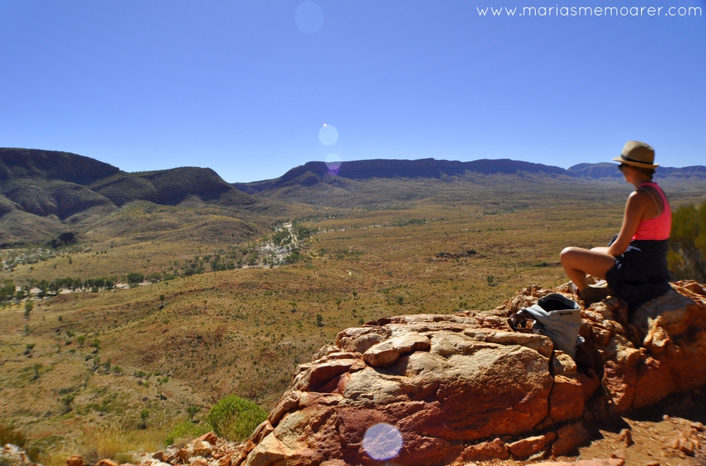 West MacDonnell NationalPark, Ormiston Gorge, Australien