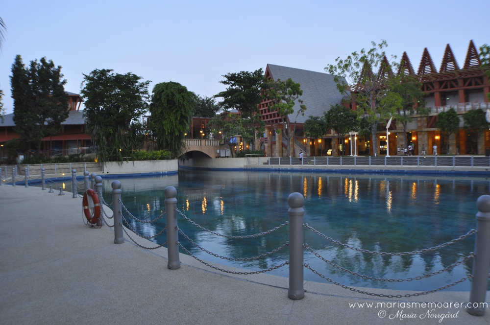 Waterfront, Sentosa Island, Singapore