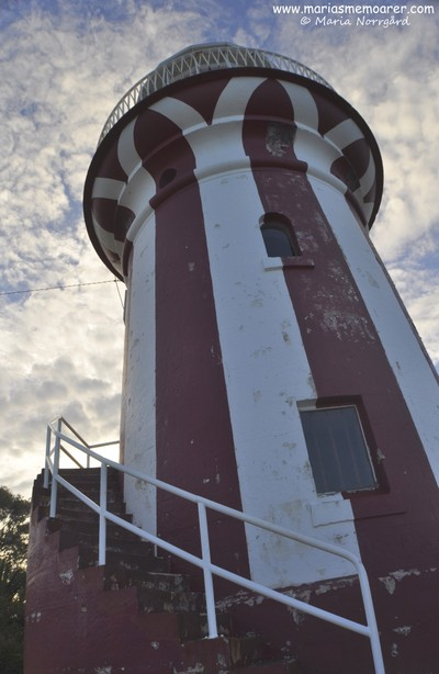 Hornby Lighthouse in Watsons Bay, Sydney
