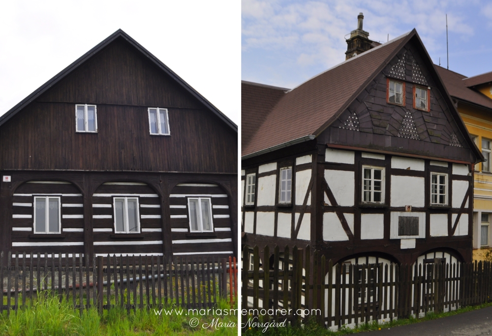 Czech traditional architecture