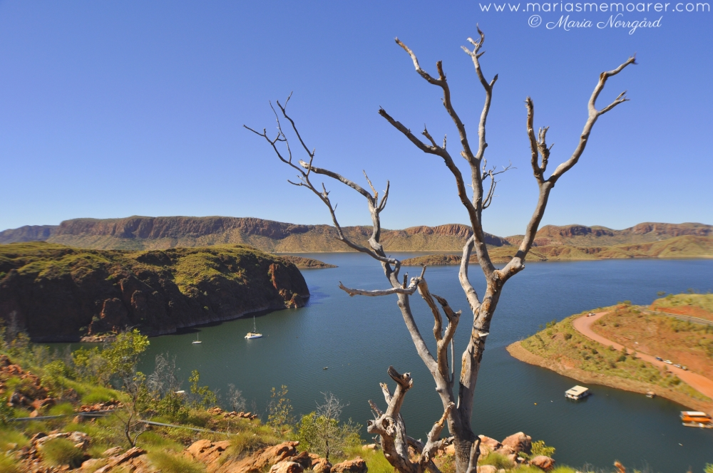 Things to see in northern Australia / Western Australia - Lake Argyle
