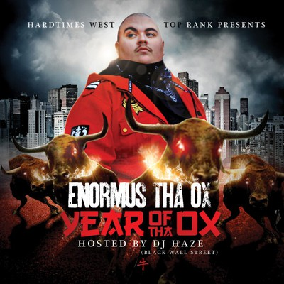 Enormus Tha Ox - Year Of The Ox Cover