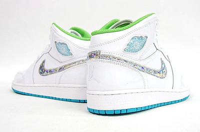 air jordan I womens diamond swoosh