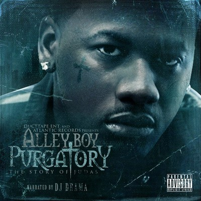 Alley  Boy - Purgatory: The Story Of Judas Cover