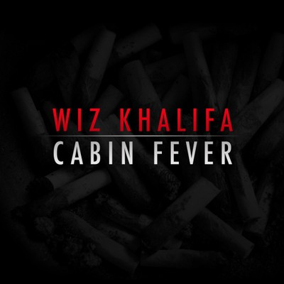 Wiz Khalifa - Cabin fever Cover